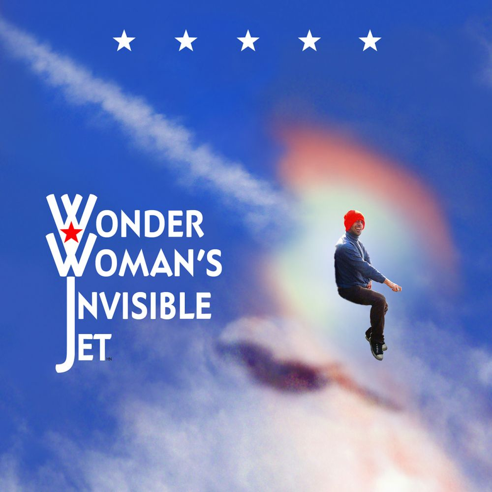 Album Wonder Woman S Invisible Jet Projects Avatar